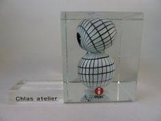 2012 Kubus   Chlas Atelier Decor, Glass Cube, Fiskars, Lamp, Home Decor, Glass