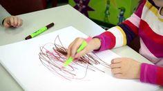 Jolly's Booster XL: Ein toller Fasermaler, vor allem für Kindergarten-Kids. Tolle Farben, ungiftig, nicht eindrückbar und man kann Einzelteile nachkaufen.