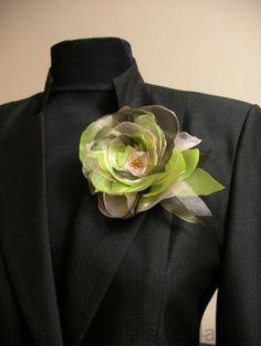 Мастер-класс: декоративный цветок своими руками
