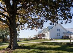 Houzz Tour: Traditional Meets Modern in a Missouri Farmhouse Don't be fooled by the gable form. This spacious home on 3 acres has many modern surprises up its sleeve
