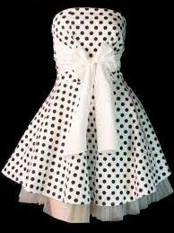 Resultado de imagem para vestido ano 60