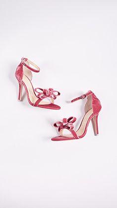 Shelby Pink Velvet S