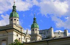 Salzburg Castle Austria, photo by Martina Rathgens