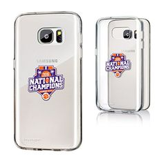 Clemson Tigers Galaxy S7 Clear Case NCAA  http://allstarsportsfan.com/product/clemson-tigers-galaxy-s7-clear-case-ncaa/  Officially Licensed by the NCAA Designed and printed in Portland, OR USA Crystal clear to protect your phone without masking it's beautiful design