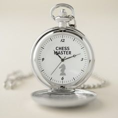 Chess VZS2 Tournament Trophy Pocket Watch - horse animal horses riding freedom