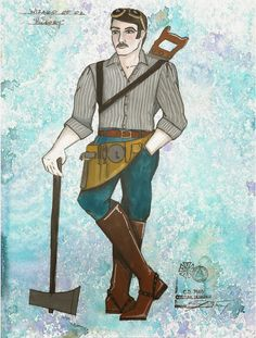 The Wizard of Oz (Hickory). Colorado Springs Fine Arts Center. Costume design by Lex Liang.
