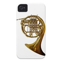 French Horn iPhone Cover