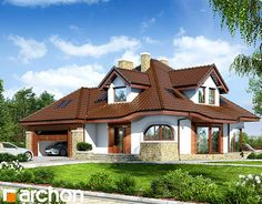 """Zobacz nasze portfolio na @Behance a w nim nasz wspaniały """"Projekt domu w zefirantach (G2)"""" http://on.be.net/1Me0A23"""