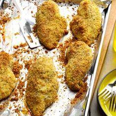 Crunchy-Herbed-Chicken-Breasts