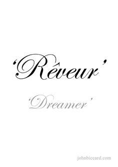 ♔ Dreamer