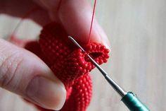 Loom Bracelet Patterns, Loom Bracelets, Bead Crochet, Bead Weaving, Beaded Jewelry, Hair Beauty, Beads, Bracelets, Spiral Crochet