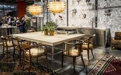 Cucine in acciaio inox, cucine su misura, cucine modulari, freestanding, elettrodomestici ad incasso. Alpes Inox propone prodotti di alta qualità con due linee Liberi in cucina e Strumenti d'oggi. Il design Alpes è riconosciuto dal premio compasso d'oro