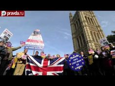 Brexit начнет развал Евросоюза?