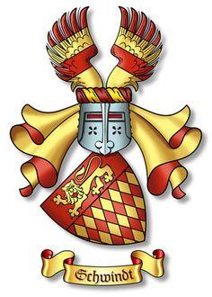 Maclean Escocés Clan Crest Insignia Mancuernas Caja