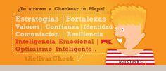 ¿Te atreves a Chequear tu Mapa? #ActivarCheck