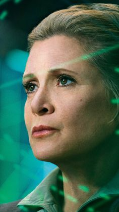 Movie Star Wars Episode VII: The Force Awakens Star Wars Princess Leia Carrie Fisher.