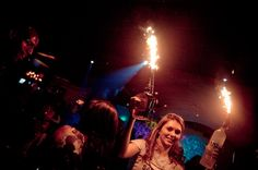 Light it up!  VIP Bottle Service with #Sparklers at Tony Parker's Nueve Lounge in San Antonio, TX.  @BuySparklers.com Bottle Sparklers, Small Fountains, Spice Things Up, Night Club, San Antonio, Vip, Cocktails, Lounge, Concert