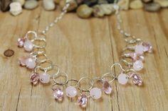 Hollyhock Necklace