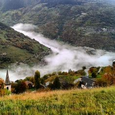 The Val d'Hérens Snake