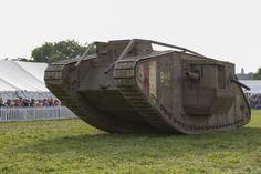 Ww1 Tanks, Ww1 Art, Zombie Apocalypse Survival, Armored Fighting Vehicle, World War One, Wwi, Military Vehicles, Transportation, Tank Man