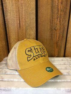 SLTC Alumni Trucker Cap (Gold)