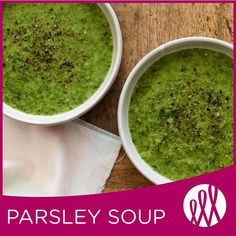 Stay focused on healthy eating throughout Passover. Here's a new way to incorporate Karpas (Parsley) into your holiday! http://ift.tt/2nQaOWn