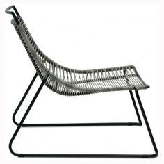 Fauteuil de jardin Lounge Elba – Bo Concept