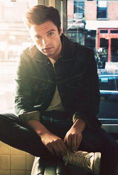 Austen Payne   Inspiration: Sebastian Stan