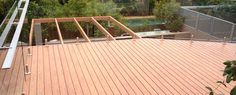 great solution in termite prone areas - Superior Fence Western Red Cedar, Decking, Fence, Outdoor Decor, Garden, Home Decor, Homemade Home Decor, Garten, Lawn And Garden