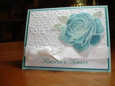 Fifth Avenue Floral Anniversary by houstonarmymom - Cards and Paper Crafts at Splitcoaststampers