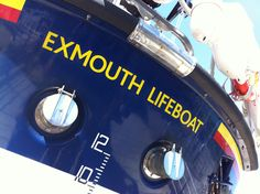Exmouth Lifeboat Devon, Growing Up, Live