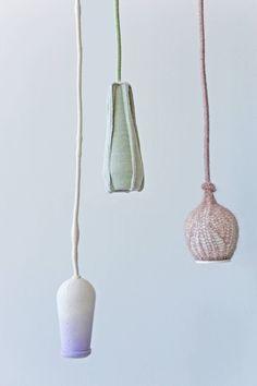 Sockets : Moderne woonkamers van Studio Lotte Douwes