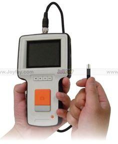 Fiberscope Borescope http://www.joyfay.com/us/fiberscope-borescope-w-camera-video-recording-1m-probe.html