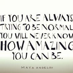 Quote Maya Angelow