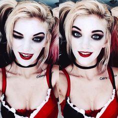 Harley Quinn Cosplay @GiannaIsHarleyQuinn