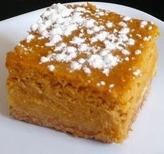 Recipes, Dinner Ideas, Healthy Recipes & Food Guide: Pumpkin Gooey Butter Cakes