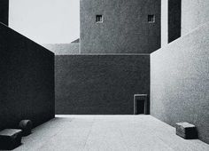 Courtyard in Babylon by Thierry Urbain.