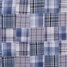 Blue and White Multi-Colored Patchwork Cotton Mood Fabrics, Buy Fabric, Coordinating Fabrics, Jacket Pattern, Unique Dresses, Light Jacket, Summer Shirts, Fabric Online, Fabric Patterns