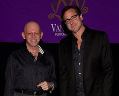 Bob Saget, November 19, 2011, at the Van Wezel Performing Arts Hall, Sarasota, Florida