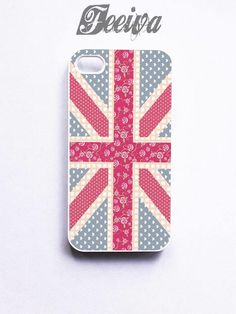 United Kingdom Art Flag Phone Case For iPhone Samsung iPod Sony | Feeiva
