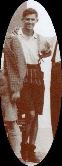 Young Joseph Ratzinger