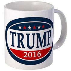 CafePress - Donald Trump President 2016 Mug - Unique Coffee Mug, Coffee Cup
