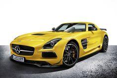 2014 Mercedes-Benz SLS AMG Black Series | Por Homme - Men's Lifestyle, Fashion, Footwear and Culture Magazine