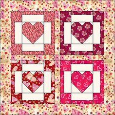 BOM February 2005 Things from the Heart at http://www.azpatch.com/bom/bom2005/02feb05/bom05feb.htm