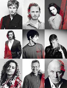 Merlin cast. Who gave medieval people permission to be so good looking?!?!?!