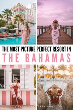 Bahamas Resorts, Bahamas Vacation, Jamaica Travel, Hotels And Resorts, Nassau Bahamas, Italy Vacation, Caribbean Resort, Caribbean Honeymoon, Bahamas Pictures