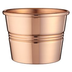 21cadd7a3edb Buy John Lewis John Lewis Croft Collection Copper Pot, Small Online at  johnlewis.com