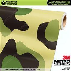Follow @metrorestyling • Jumbo Jungle Camouflage Vinyl Wrap Film w/ 3M Controltac Comply v3 Adhesive • #metrorestyling #kingsofvinyl #elitewrappers #wrapoverpaint #paintisdead #justwrapit #itsawrap #carwrap #carwraps #vinylwrap #wrapsupplier #wrappedcars #vinylwrapping #killthatpaint #wrappedworld #eatsleepwrap #wrapchannel #car #wrap #vinyl #cars #supplier #wrapped