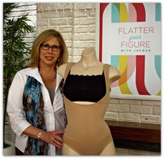 GO2BRAS on QVC with founder Connie Elder