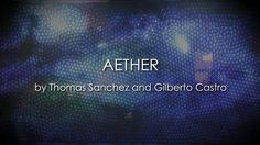 AETHER / Interactive Audiovisual Installation / Test 01 on Vimeo